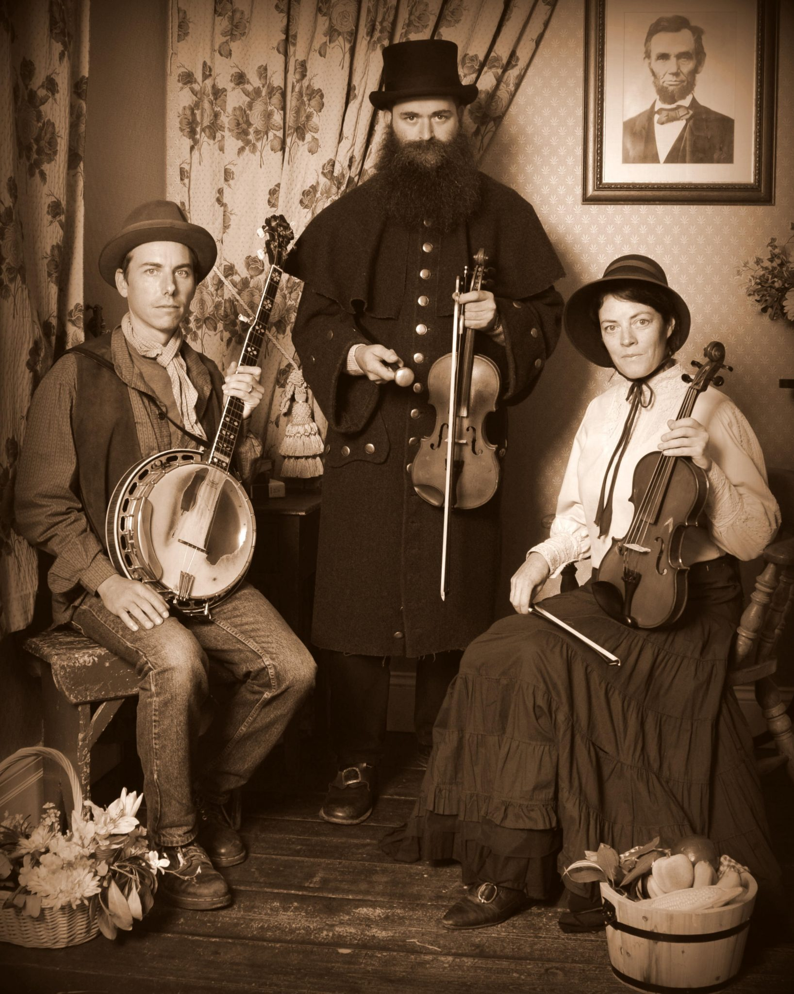 Corn Potato String Band Trio